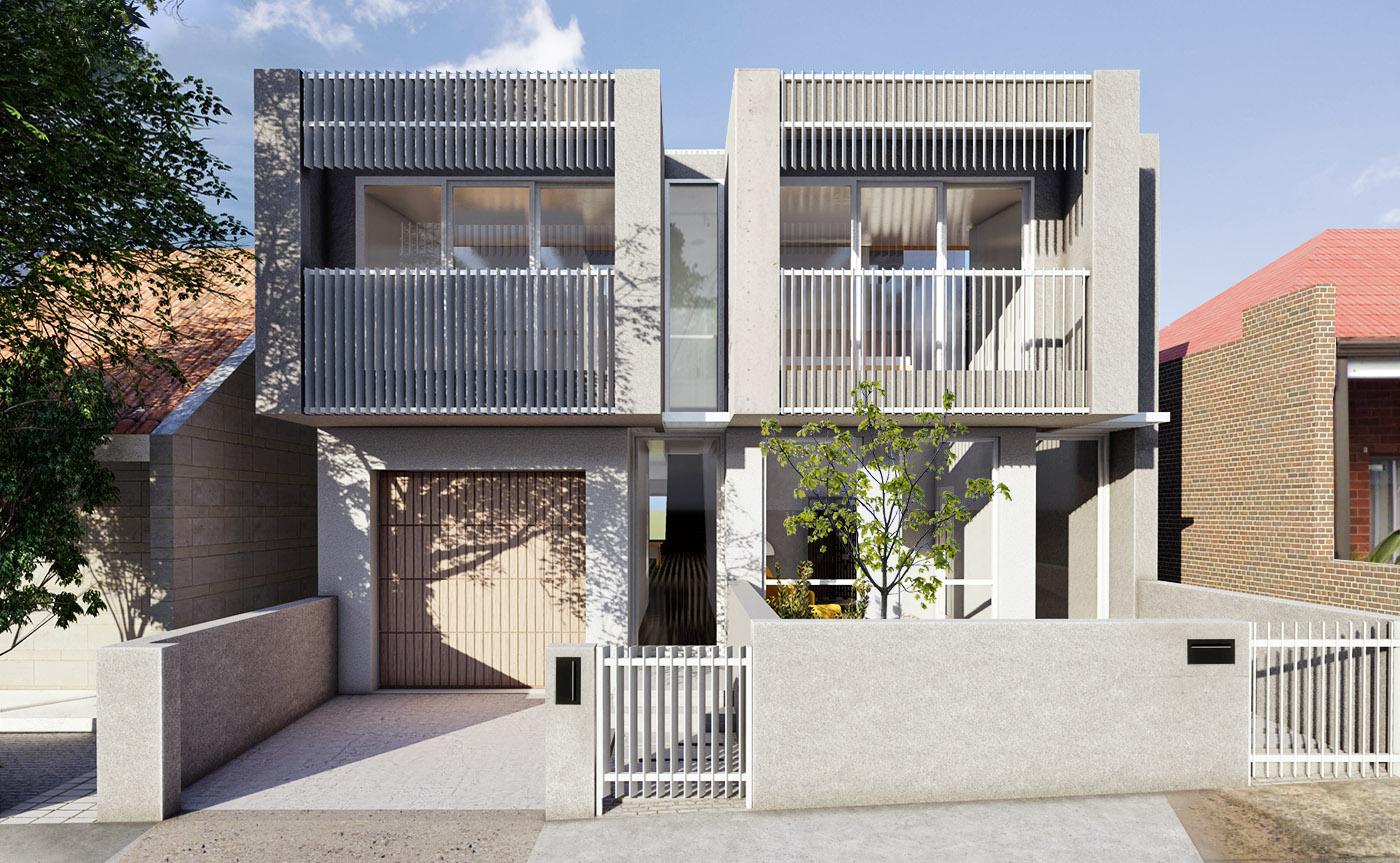 ST2 – Brown Street Duplex